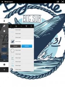 Adobe Ideas iPad Screenshot