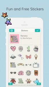 PicCollage iOS Screenshot