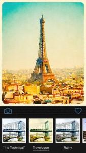 Waterlogue iOS Screenshot