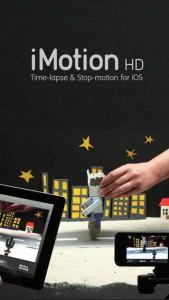 iMotion HD iOS Screenshot